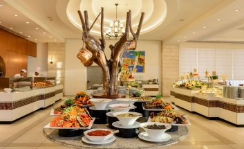 Grand Cort Hotel Dinner 022