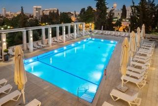 leonardo-plaza jerusalem-pool-5